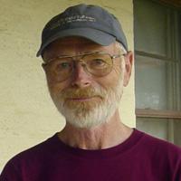 Mike in Petfinder cap