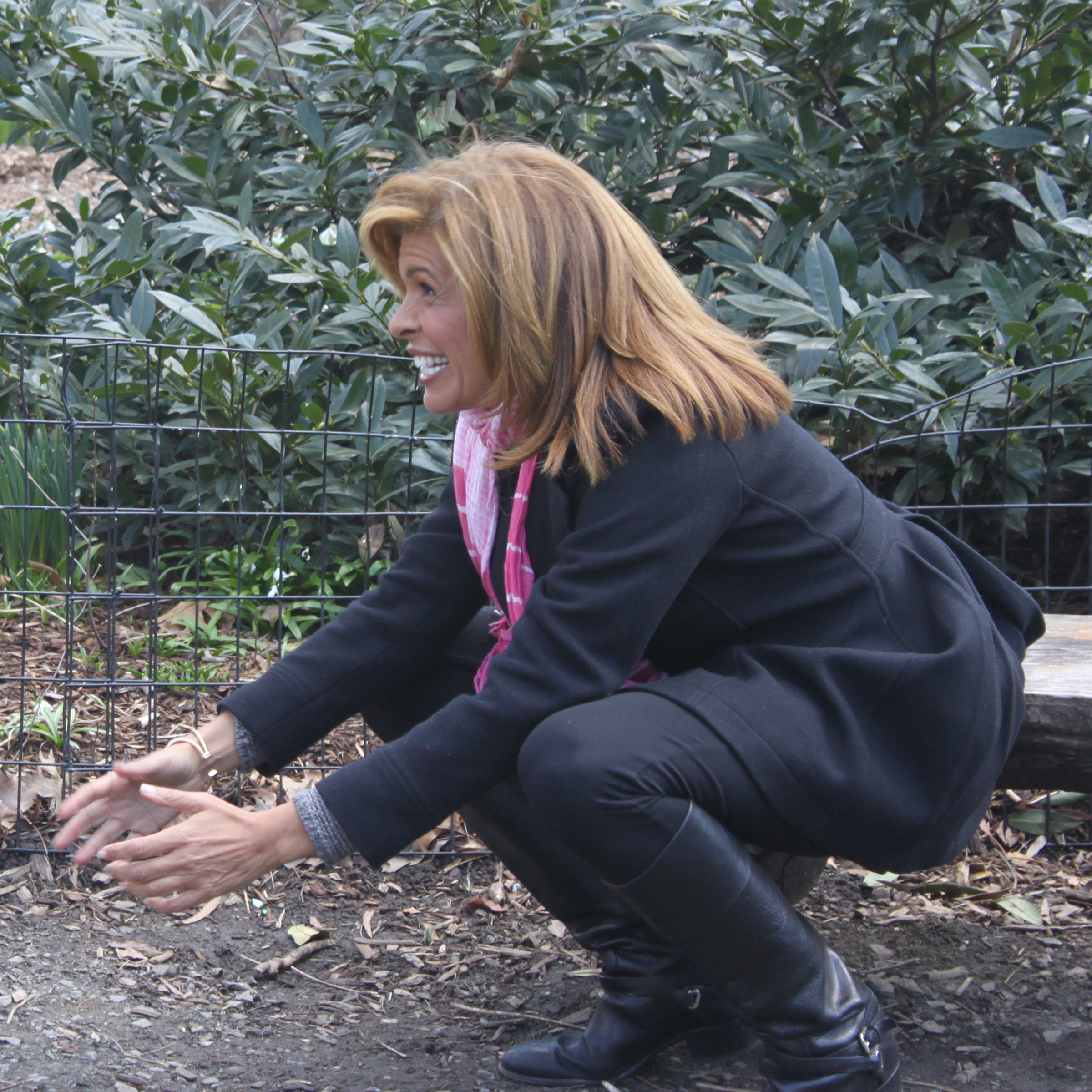 Hoda is clearly ready to welcome some pup into her life.