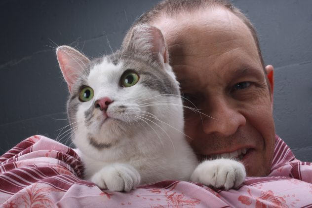Peter and Smudge