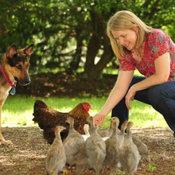 Betsy and her pets