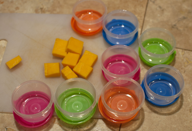 pupsicle containers