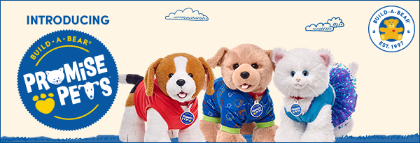 build a bear promise pets